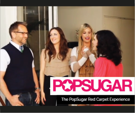 Scream 4: The PopSugar Red Carpet Experience, Time For the Star-Studded Premiere!
